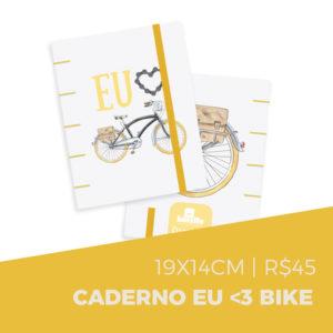 Pai Ciclista - caderno de bicicleta