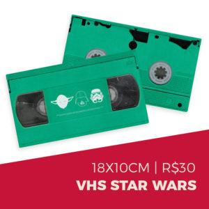 Pai Cinéfilo - caderno de fita VHS